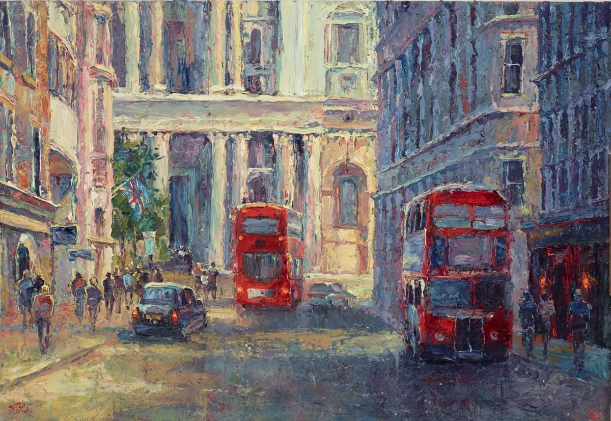 Bright Day, St Pauls, London